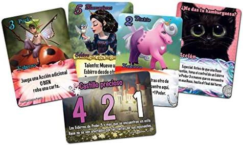 Edge Entertainment- Smash up: Lindo y primoroso - español. (EDGSU06): Amazon.es: Juguetes y juegos