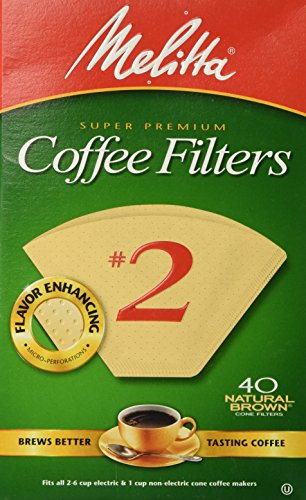 Melitta Coffee Filters Count Natural