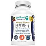 DIGESTIVE ENZYMES SUPPLEMENT - PURIFIED OX BILE SALTS - Tablets For No GALLBLADDER - Enzyme for Digestion Relief Men & Women - Help BLOATING, Controls IBS, ACID REFLUX & CONSTIPATION