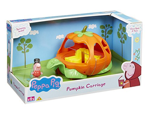 (Peppa Pig Once Upon a Time Pumpkin Carriage)