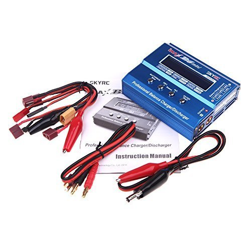 - SKYRC iMAX B6 Mini Professional Balance Charger / Discharger for RC Lipo Battery Charging