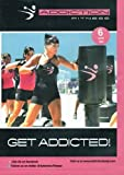 Get Addicted Boxing Heavy Bag Workout By Addiction Fitness 6 DVD Set