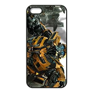 Transformers iPhone 5 5s Cell Phone Case Black SA9725216