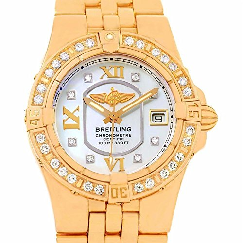 Breitling Windrider quartz womens Watch H71340 (Certified Pre-owned)