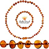Best Amber Teething Necklaces - Baltic Amber Teething Necklace + Amber Teething Bracelet Review