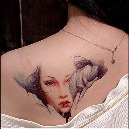 ruofengpuzi Adesivo tatuaggioTatuaje Apliques Brazo Resistente Al ...