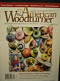 craftsman style kitchen American Woodturner Magazine Summer, 2003