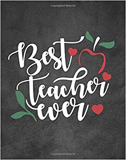 Best teacher ever: Teacher Planner Monthly and Weekly ...
