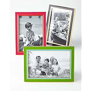 kate spade new york Portland Place Frame, Green/Turquoise, 4  x 6