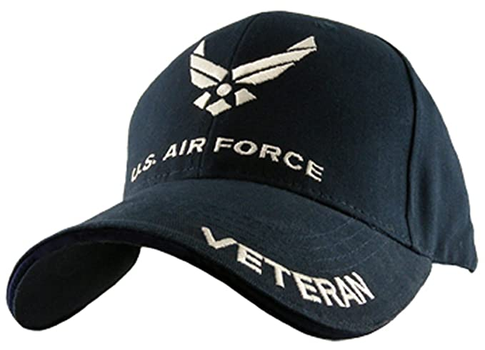 8e9e1c29f7 Amazon.com  Eagle Crest U.S. Air Force Veteran Cap