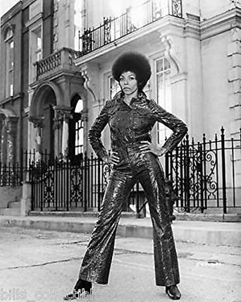 Rosalind Cash a different world