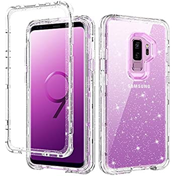 Amazon.com: MoKo Cover Compatible for Samsung Galaxy S9 Plus ...