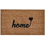 Ninamar Door Mat Home Natural Coir - 29.5 x 17.5 inch