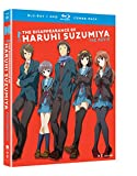 The Disappearance of Haruhi Suzumiya: The Movie (Blu-ray/DVD Combo)