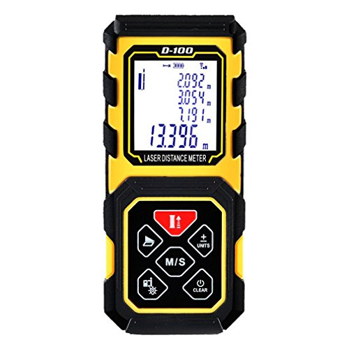Laser Distance Measurer,EASTVALLEY Laser Measure 328ft 10...