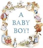 Beatrix Potter Baby Boy Greeting Card