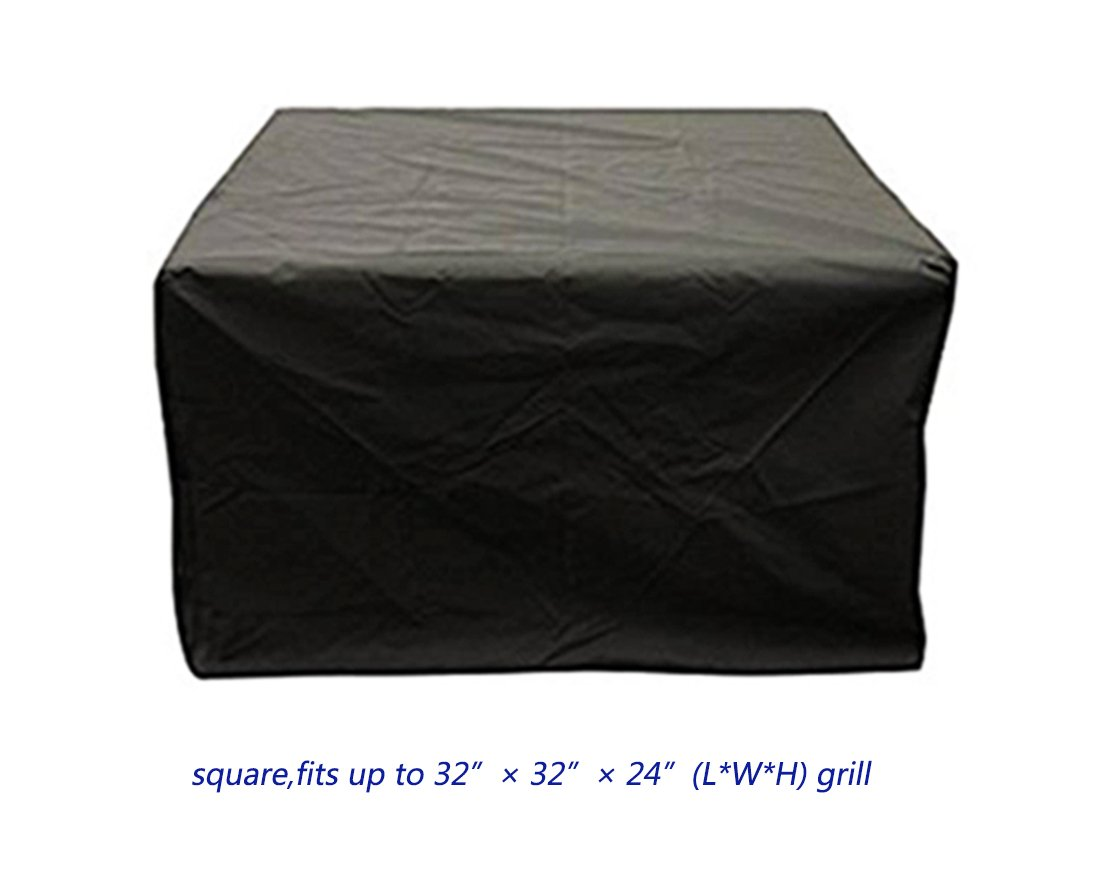 soldbbq Gas firepit cover 32 inches by 32 inches