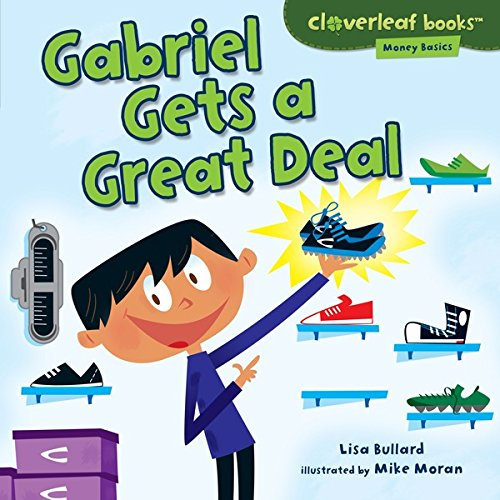 Gabriel Gets Great Cloverleaf Books ebook product image