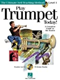Play Trumpet Today!, , 0634028944