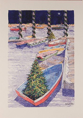 onion hill designs december dories christmas cards - Nautical Christmas Cards