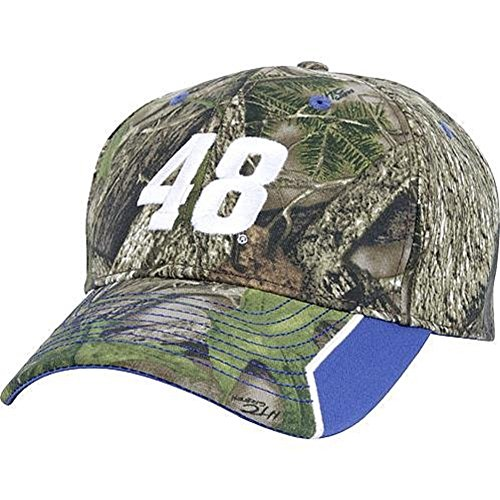 Mens Jimmie Johnson Camo Hat - Nascar Camouflage Hat