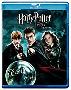 Harry Potter and the Order of the Phoenix [Blu-ray] (Bilingual)