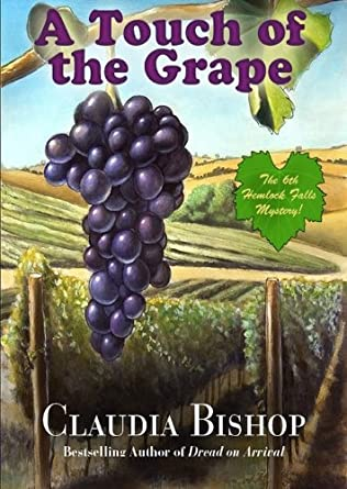 book cover of A Touch of the Grape