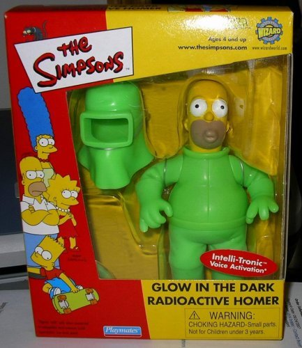 SIMPSON TOYFARE/WIZARD EXCLUSIVE