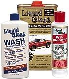 Liquid Glass Ultimate Auto Polish & Wash Kit