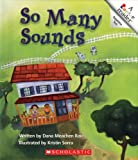 So Many Sounds, Dana Meachen Rau, 0516222090