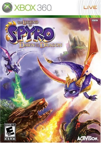 Legend of Spyro: Dawn of the Dragon - Xbox 360 by Activision