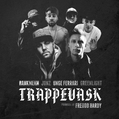 Trappevask (feat. Jonz, Greenlight & Unge - Ferrari Green