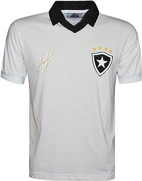 Camisa Botafogo Mauricio Liga Retrô 1989 Branca