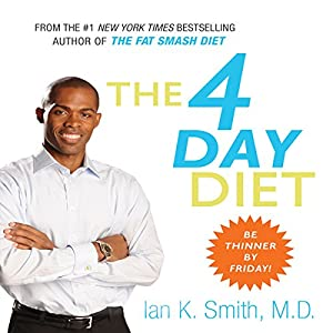 The 4 Day Diet Audiobook
