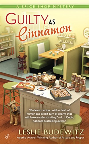 Guilty as Cinnamon (A Spice Shop Mystery Book 2)