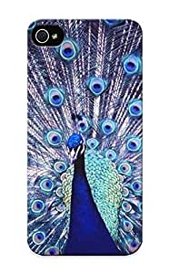 High-quality Durable Protection Case For Iphone 5/5s(beautirlu Peacock) For New Year's Day's Gift