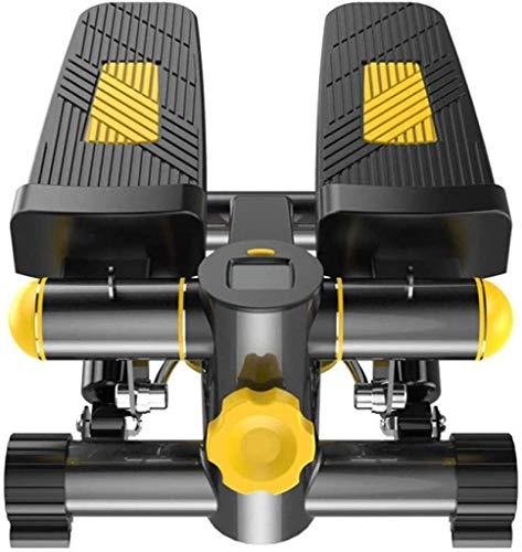 LVYE1 MRMF Mini Stepper Stepper Portátil para Principiantes Y Usuarios Avanzados Mini Stovepipe Fitness Equipment…