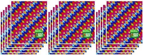 Bulk Buy Duck Brand Duct Tape Sheets 15 Sheet Multi-Pack Each Sheet 8.25