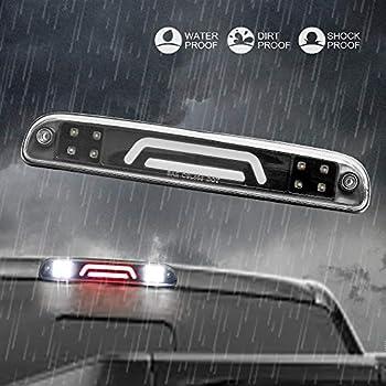 Amazon Com Vipmotoz Full Led Third Brake Cargo Light