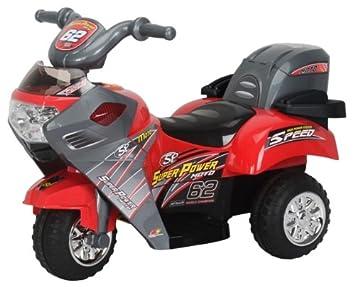 Amazon best ride on cars 262r 6v 3 wheeler motorcycle red best ride on cars 262r 6v 3 wheeler motorcycle red publicscrutiny Images