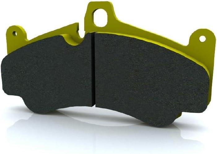 COMPOUND BLACK PAGID U2406 BRAKE PADS RS14