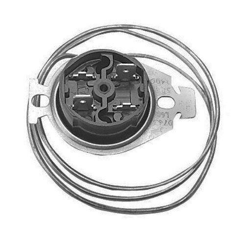 All Points 48-1058 Hi-Limit Thermostat; Type 10H11; Temperature 284 Degrees Fahrenheit; 26'' Capillary