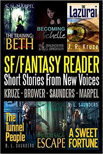 Descargar Torrent Español An Sf/fantasy Reader: Short Stories From New Voices Epub En Kindle