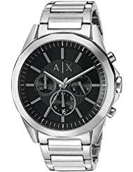 Armani Exchange Mens AX2600 Stainless Steel Watch