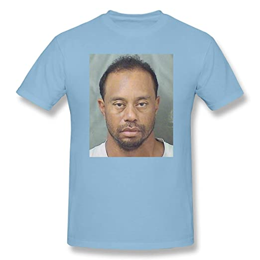 7ad15ee78c8a Tiger Woods Mushsot White T-shirt