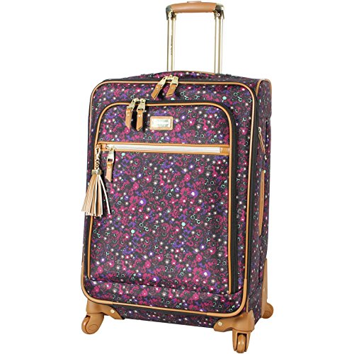 Steve Madden Luggage Global 28 Spinner (Purple)