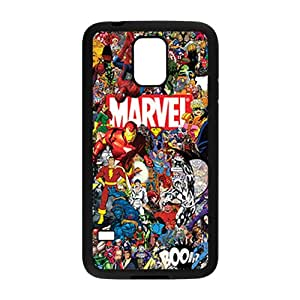 Marvel Hero White Phone for Samsung Galaxy S5