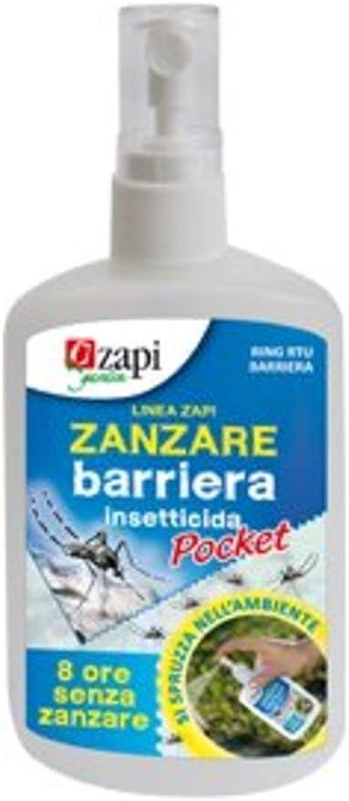 Zapi - Barrera Insecticida para mosquitos, de bolsillo, 150 ml: Amazon.es: Jardín