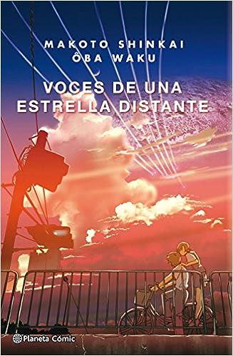 Voces de una estrella distante novela Manga: Biblioteca Makoto Shinkai: Amazon.es: Shinkai, Makoto, Oba, Waku, Daruma: Libros