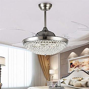 Amazon.com: colorLED 48-Inch Ventilador de techo para colgar ...